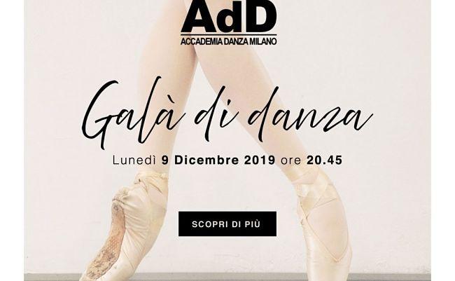 Galà di Danza: gratitudine e umanità a passo di danza