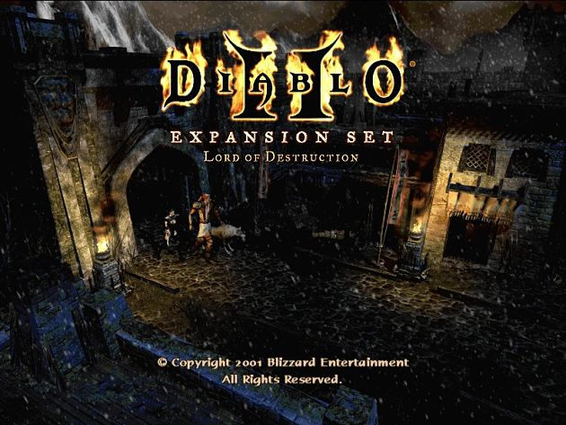 diablo 2 expansion lod
