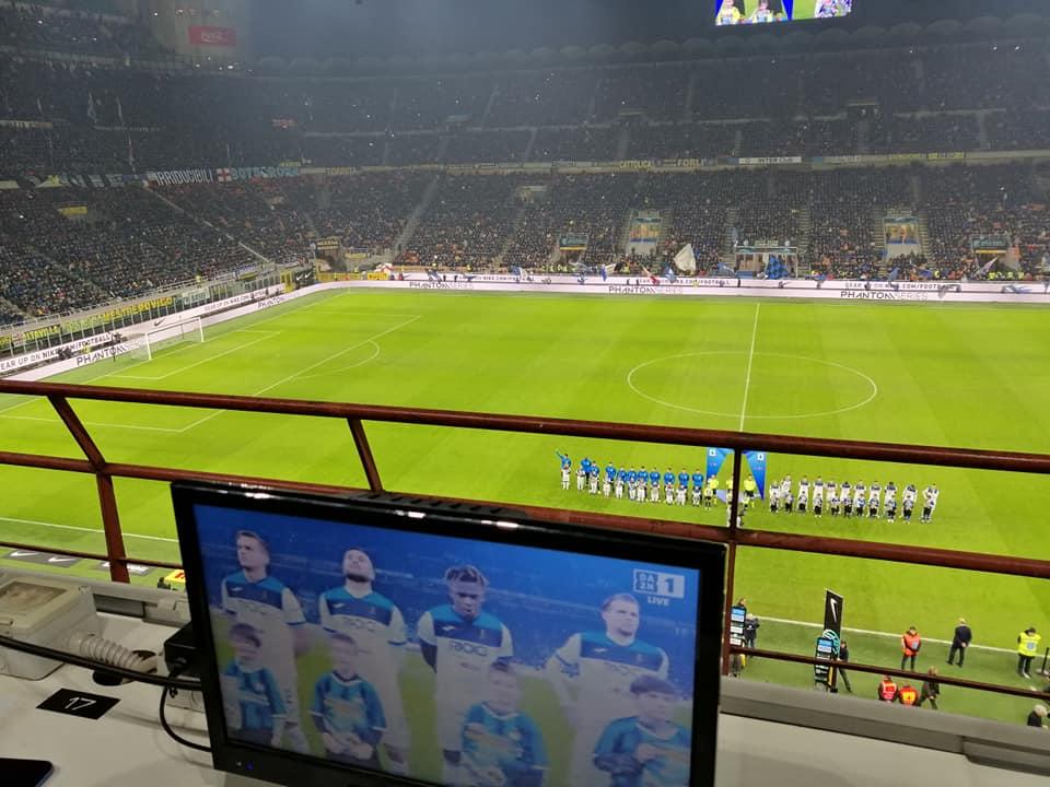 Inter – Atalanta 1-1: Gosens riprende la capolista, Handanovic la salva