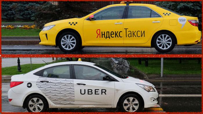 Russia: Uber e Yandex cambiano le regole del servizio taxi