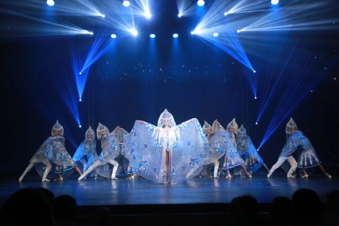 In Italia la grande danza russa