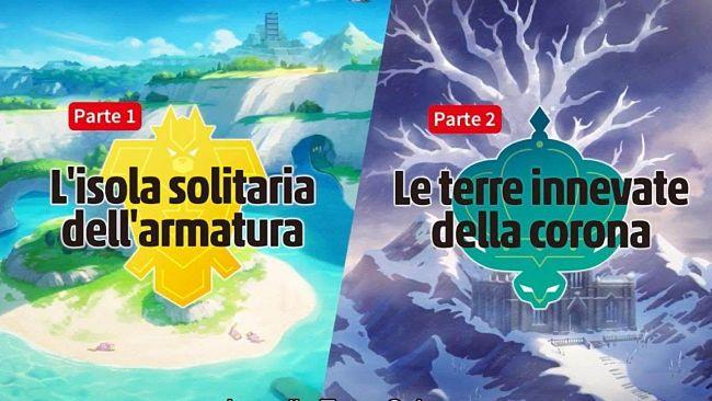 Pokèmon Spada e Scudo è un gioco a metà? – I nuovi DLC