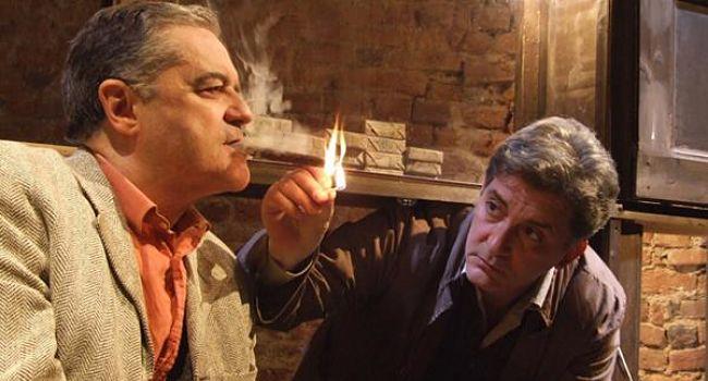 Il Venditore di sigari, il peso della sopravvivenza