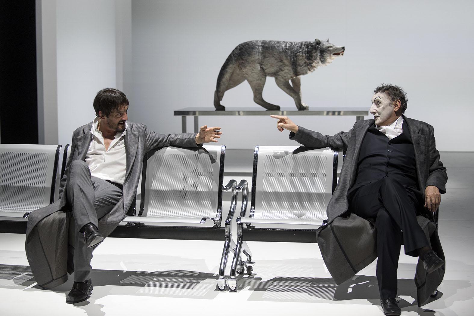 Scene da Faust Piccolo Teatro Grassi, Milano