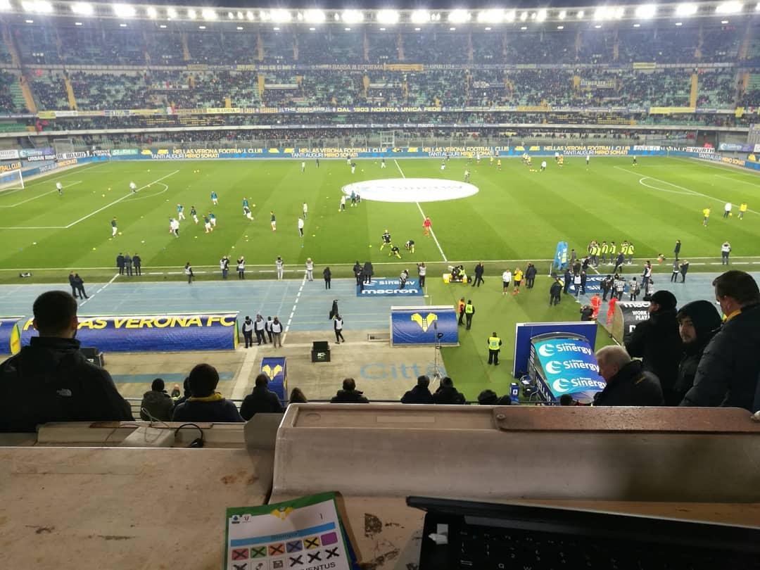 Hellas Verona – Juventus 2-1, Borini e Pazzini rimontano i bianconeri