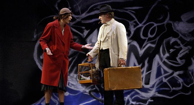Dolore sotto chiave e Sik-Sik al Teatro Franco Parenti