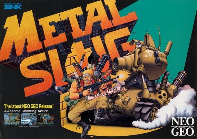 Metal Slug – una piccola dedica