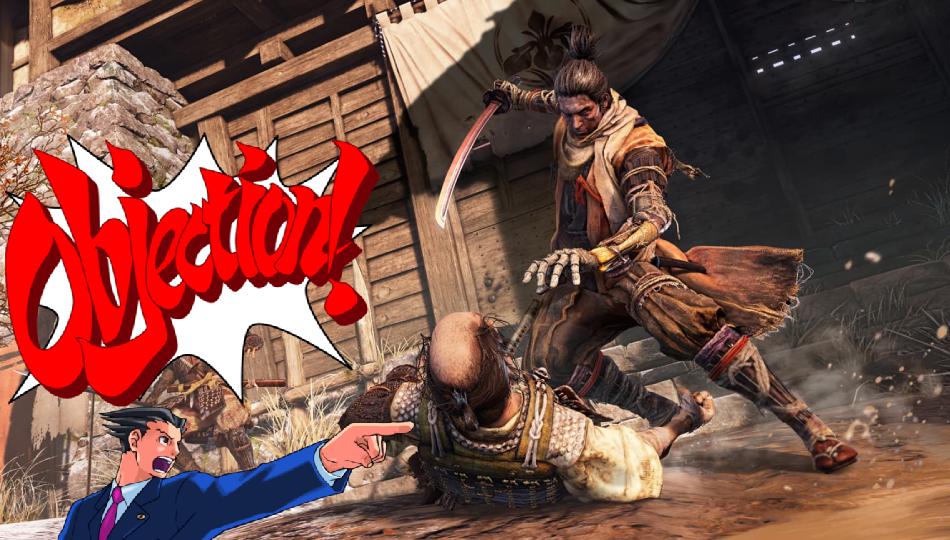 Un'ode a Sekiro e ad altri (i gamers vogliono giocare) – Objection!