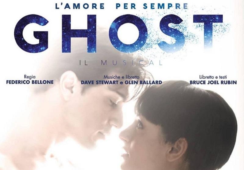 Ghost, al Teatro Sistina il musical ispirato al film