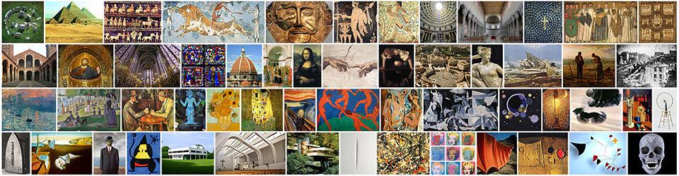 Tutti i volti dell'Arte: una rilettura della storia dell'arte in una lunga intervista