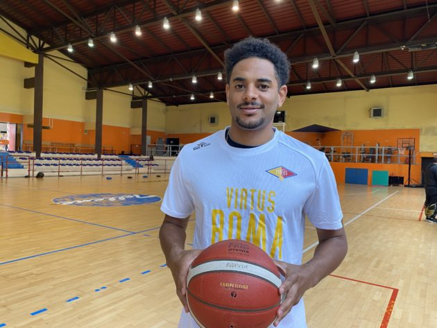 Virtus Roma: Corey Webster in campo già da sabato