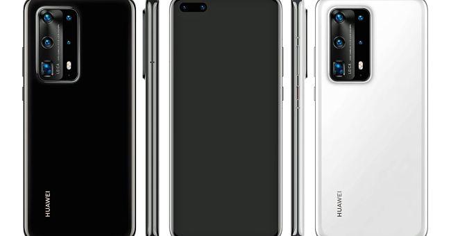Huawei P40 Pro con ben 5 fotocamere