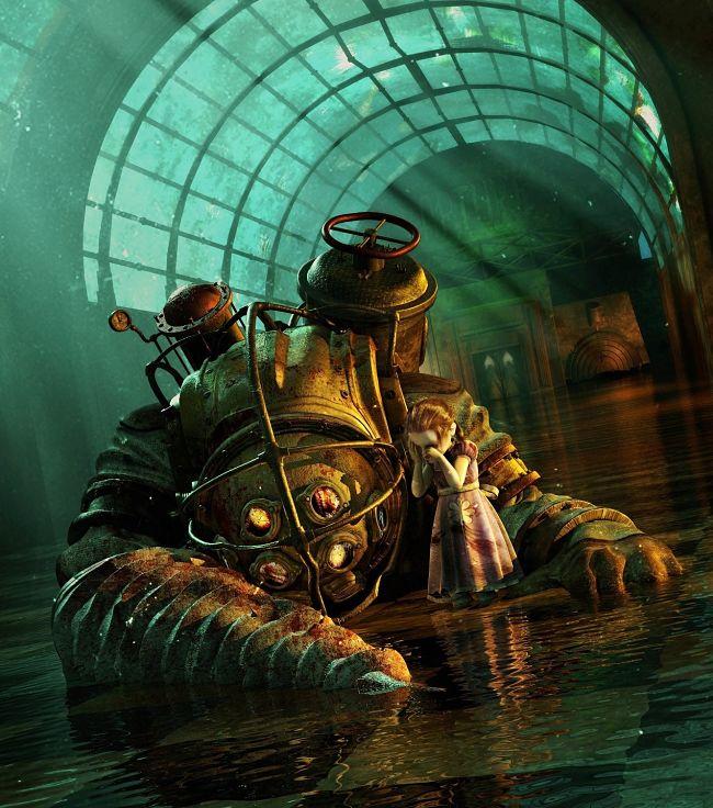 BioShock – Un precursore dei videogiochi moderni