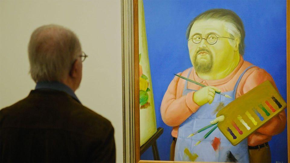 Tributo a Fernando Botero, maestro dallo stile inconfondibile