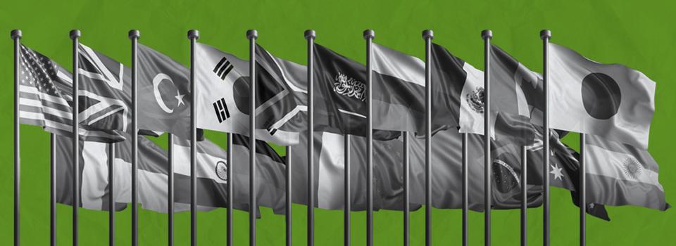 Covid-19: G20 alleggerisce l'onere del debito per i paesi poveri