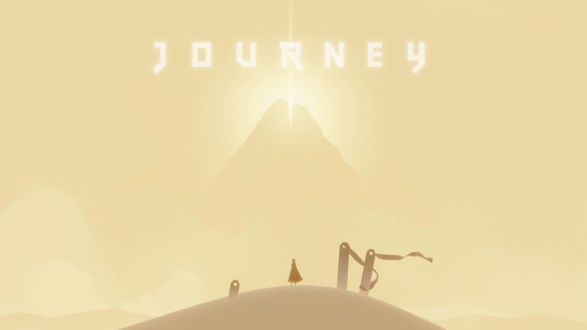 Journey è un'opera d'arte