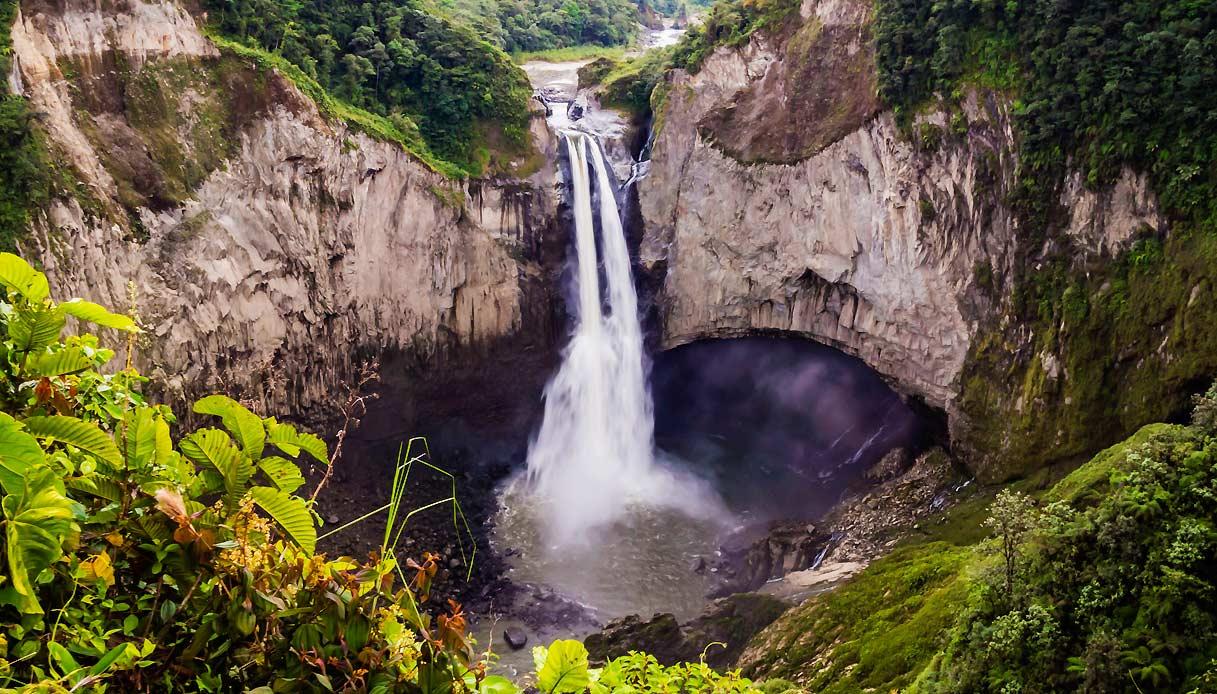 Ecuador: la foresta amazzonica dice addio alle cascate di San Rafael