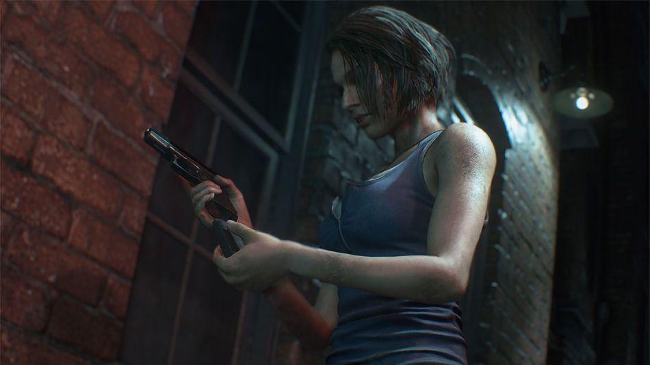Resident Evil 3 e Jill – davvero una polemica per il suo vestito?