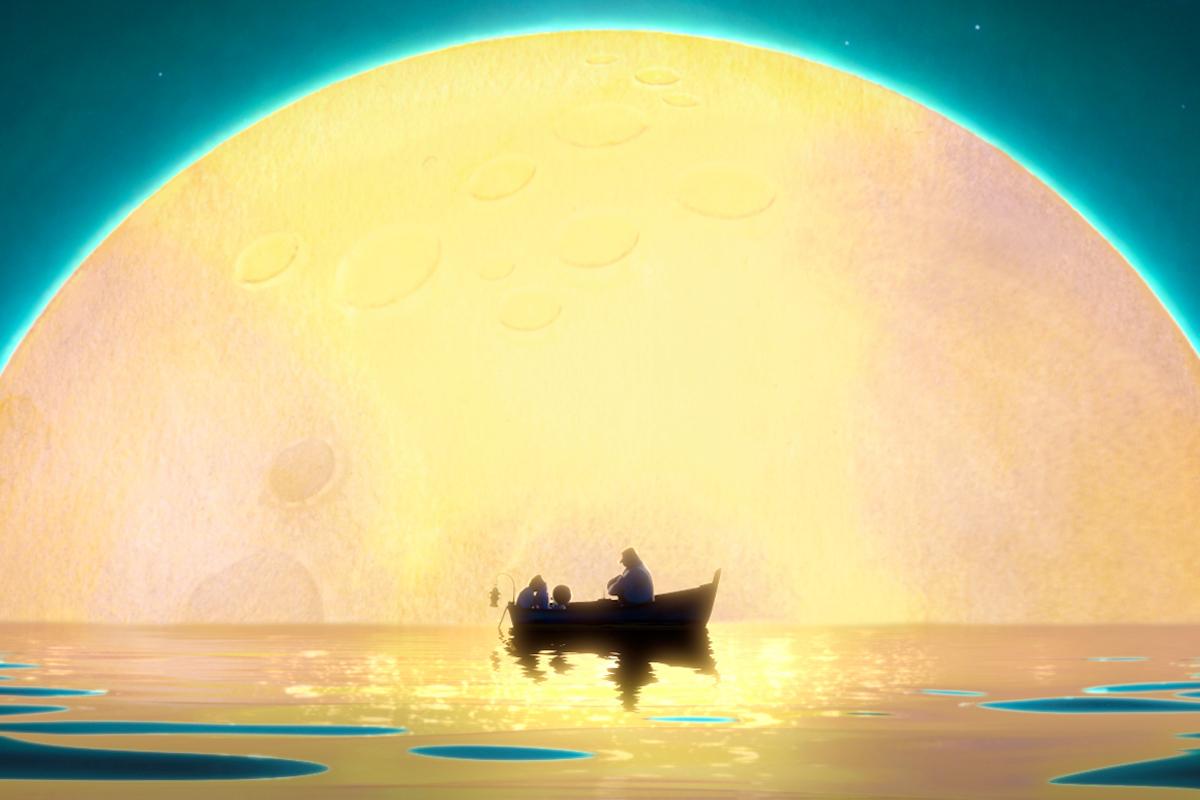 La luna. Il ritorno alle origini nel magico corto della Disney Pixar