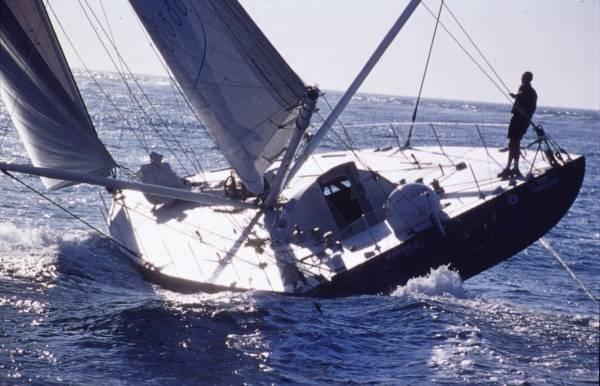 Yves Parlier, passione e genialità dei mari