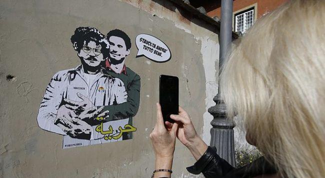 La street art è di tutti e non ha paura del Coronavirus