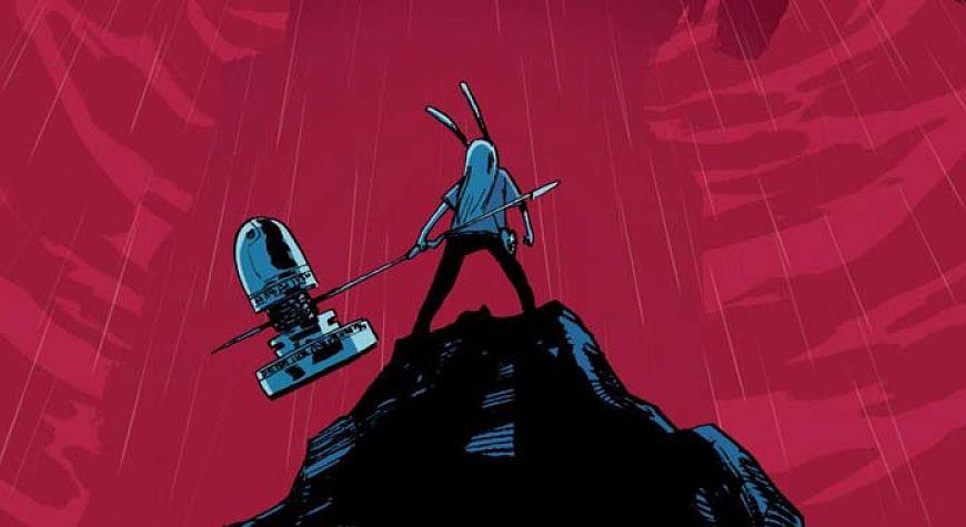 I kill Giants, un fumetto che ci insegna ad affrontare la vita