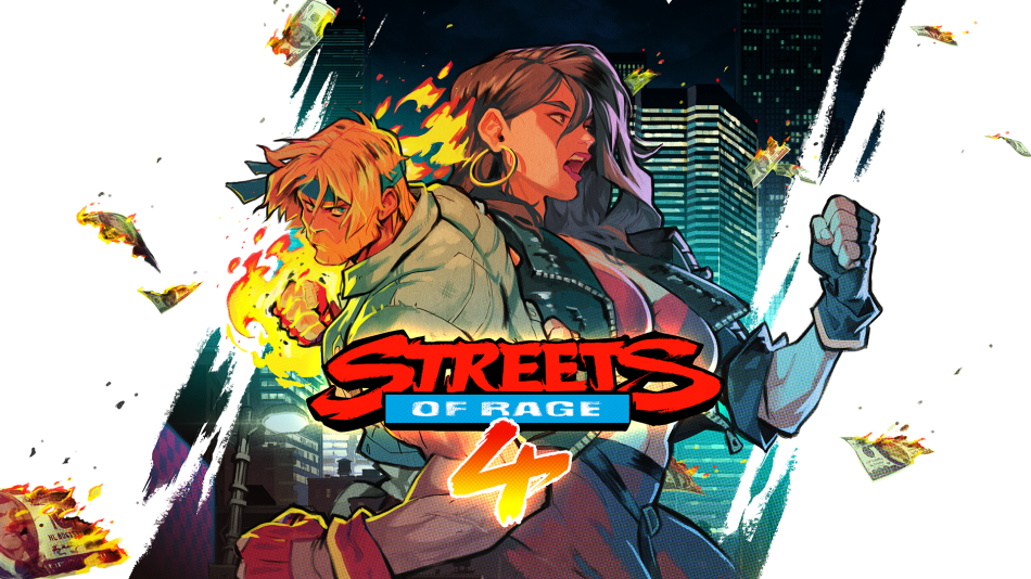 Streets of Rage 4, un Beat 'em up d'altri tempi!