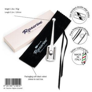 Razorine: il rasoio Made in Italy