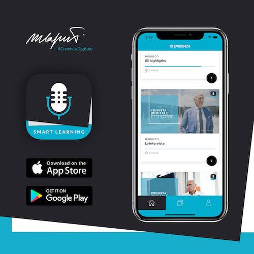 Massimo Caputi lancia la App Cronista Digitale per tutti gli aspiranti tele-radio-web cronisti