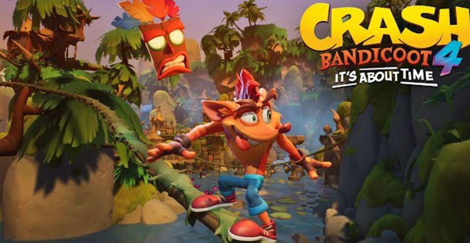 Crash Bandicoot 4 – La delicata opera di Toys for Bob