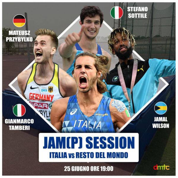 JAM(P) SESSION, ITALIA VS RESTO DEL MONDO