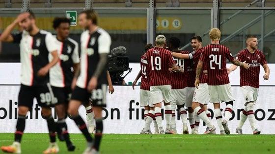 Milan – Juventus 4-2, incredibile rimonta dei rossoneri
