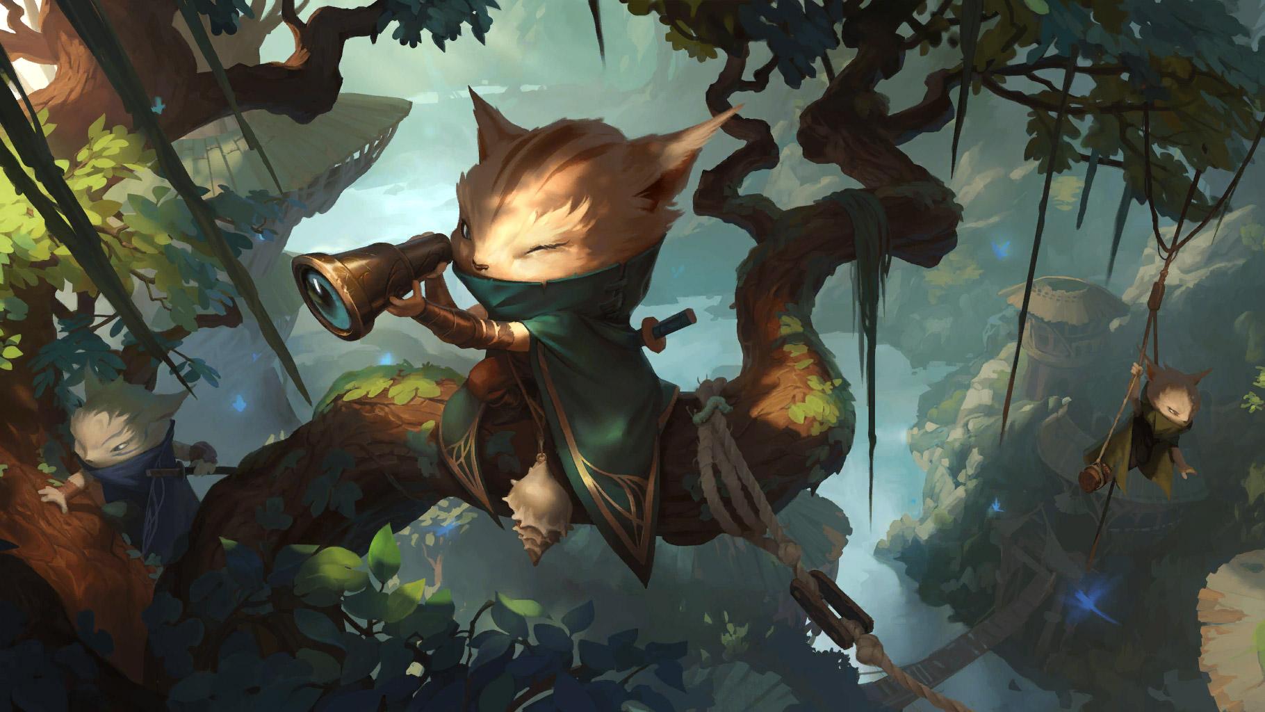 Legends of Runeterra, guida ai Campioni e come ottenere le carte
