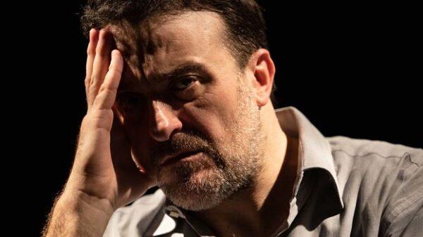 Locke di Steven Knight regia Filippo Dini con Filippo Dini Foto di Noemi Ardesi