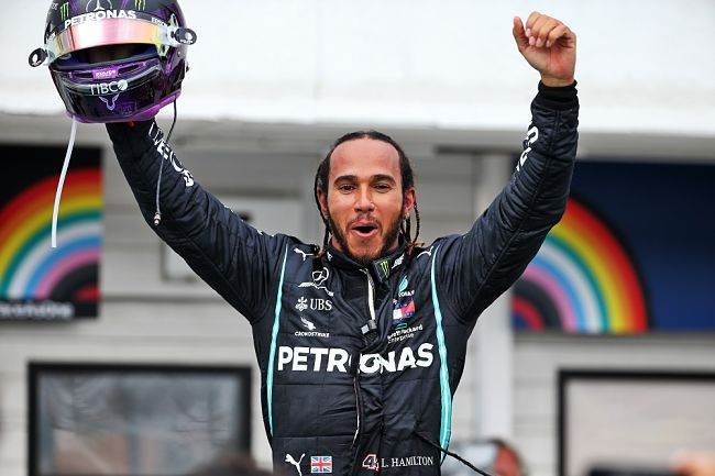 Gp Ungheria: Hamilton domina, Mercedes imprendibile