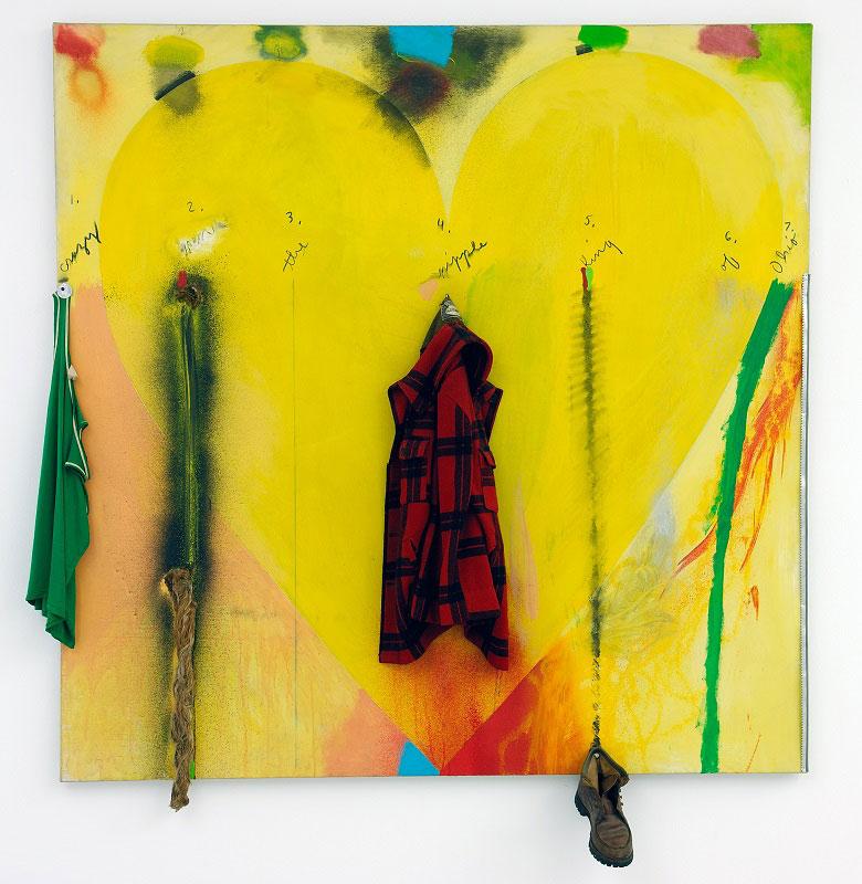 Jim Dine: l'originalità dell'arte tra pittura e oggetti