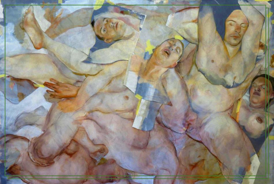 Incantocorpo: il nudo dell'anima nelle tele di Stefano Reolon