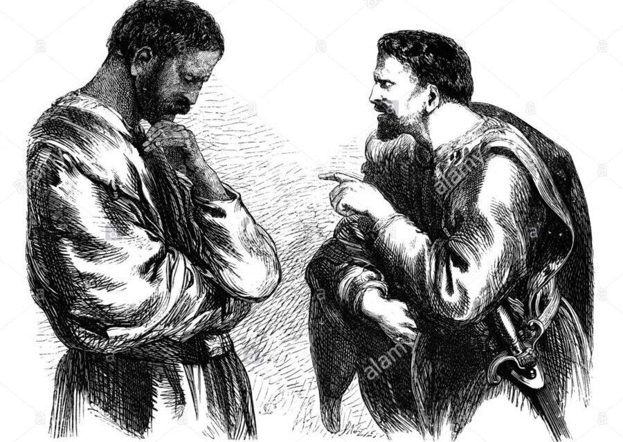 Iago. Il servus callidus della tragedia shakespeariana