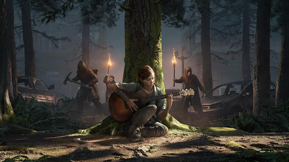 The Last of Us pt. II: politically correct… dove?