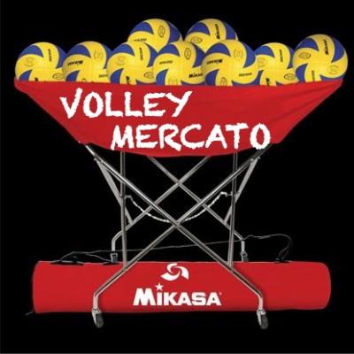 Roster al completo, chiusa la stagione del volley mercato