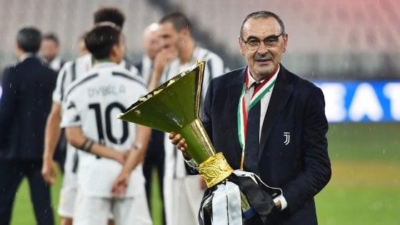 Scudetto Juve: Sarri vince senza convincere, ma non (solo) per colpa sua