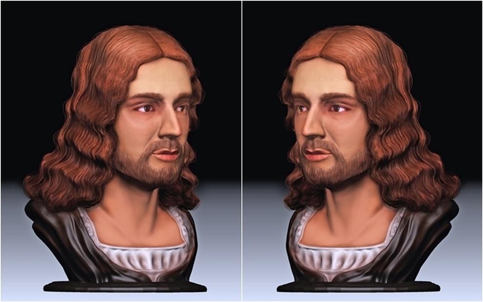 """I veri volti di Raffaello: una nuova scoperta sulla fisionomia del """"Divin pittore"""""""