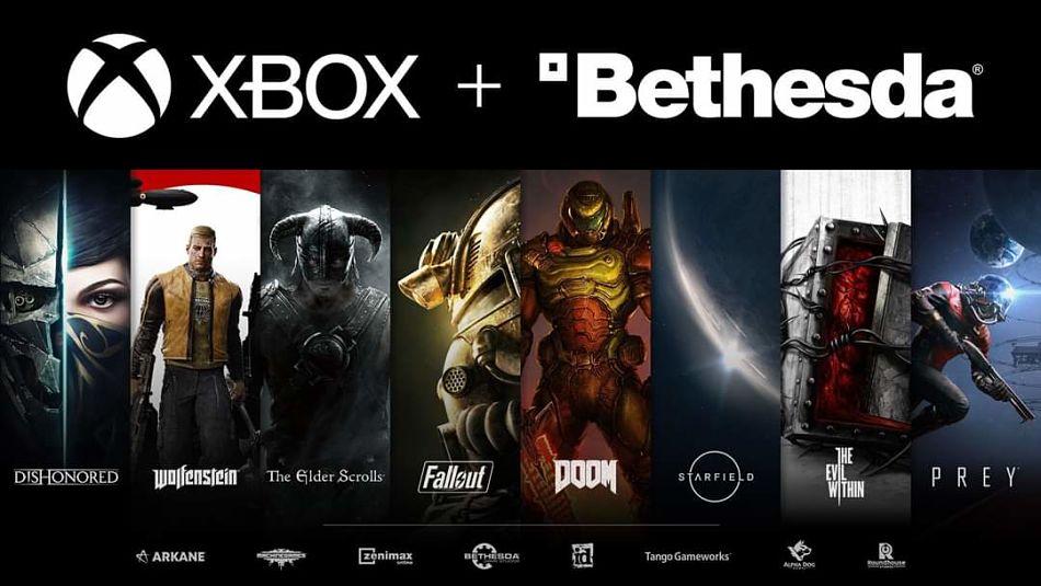 Microsoft acquista Bethesda: i vantaggi per Xbox e la risposta di Sony