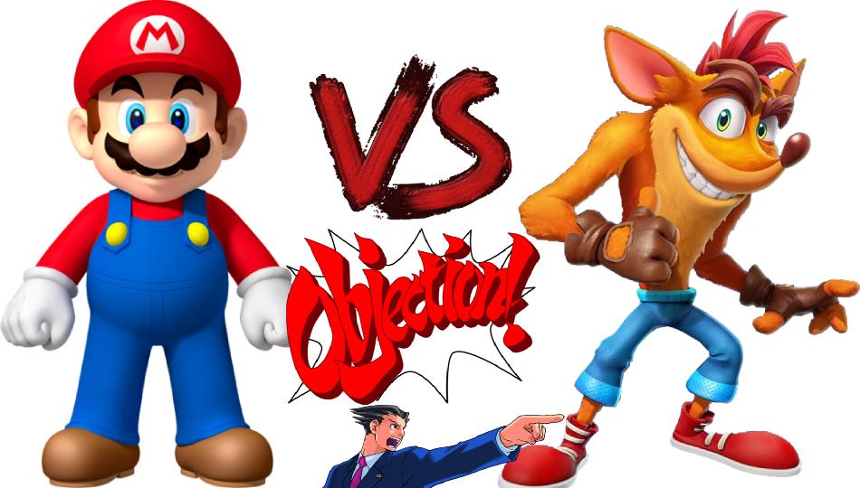 Objection! Crash Bandicoot è il vero Super Mario 3D