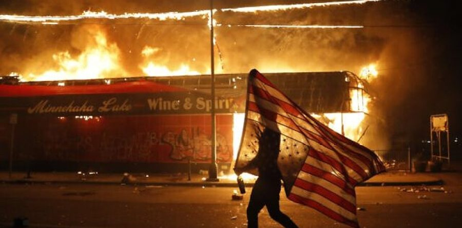 Come la destra americana ha sfruttato le rivolte