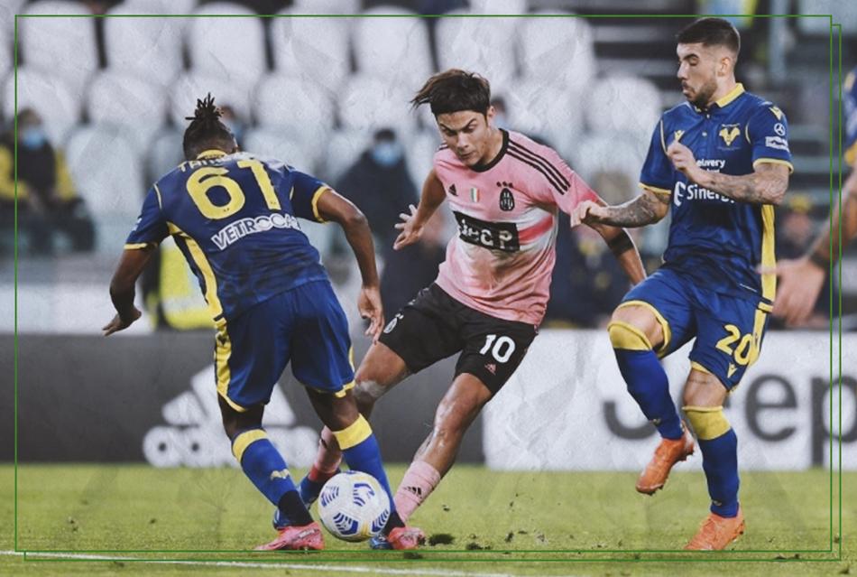 Juve, così non va: col Verona è 1-1
