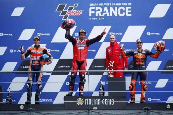 MotoGP, Le Mans: Petrucci è il settimo vincitore di un Mondiale pazzo