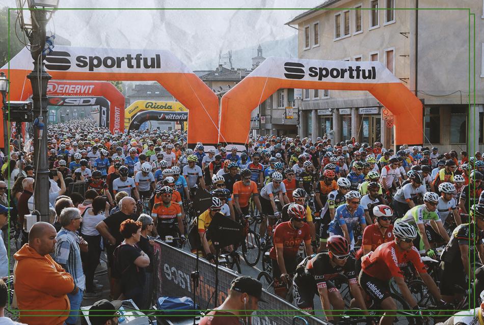 Sportful Dolomiti Race: tra passi dolomitici alla scoperta della storia del ciclismo
