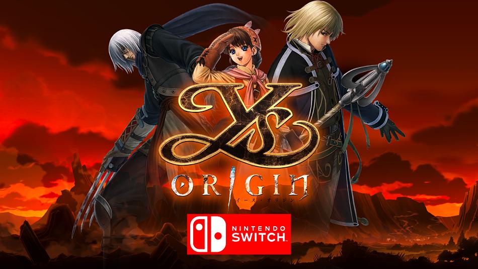 Ys Origin, un capolavoro su Nintendo Switch