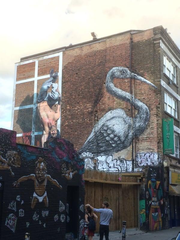 ROA Londra